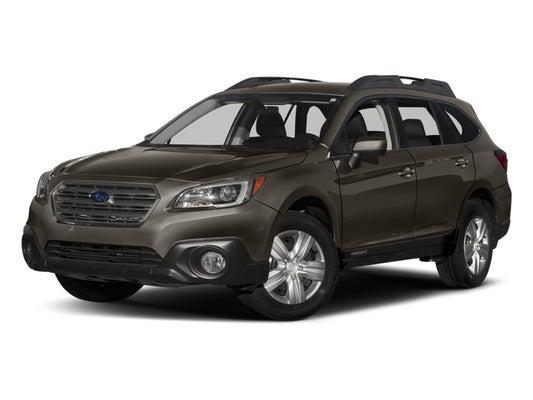 Outback Hendersonville Nc >> 2017 Subaru Outback 2 5i